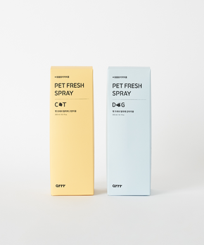 pet fresh spray